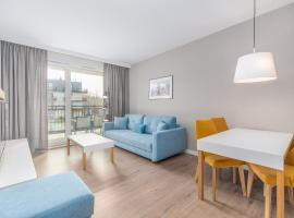 Rent like home - Bel Mare 211B, hotel with jacuzzis in Międzyzdroje