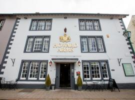 The Howard Arms, hotel in Brampton