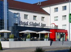 Hotel Global Inn, hotel a Wolfsburg