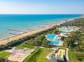 Centro Vacanze Pra' delle Torri, hotel poblíž významného místa Golfový klub  Prà  delle Torri, Caorle