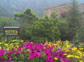 Edelweiss Hotel, hotel en Torla-Ordesa