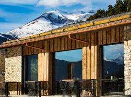 Les Pardines 1819 Mountain suites & SPA, hotel in Encamp