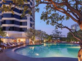 Grand Hyatt Erawan Bangkok, hotel near Central World Plaza, Bangkok