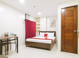 RedDoorz near Fernwoods Garden Quezon City, hotel malapit sa Cubao, Quezon City, Maynila