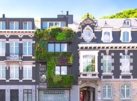 Hotel The Royal Snail, hotel in Namur