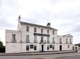 Grand St Leger Hotel, hotel near Doncaster Sheffield Airport - DSA, Doncaster