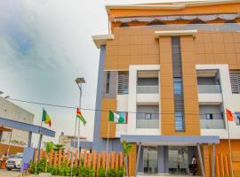 Hotel La Casa Cielo, hotel in Cotonou