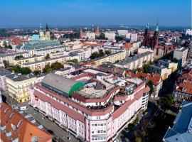 Sky Business Hotel – hotel w mieście Legnica