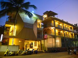 Baga Retreat, отель в Баге