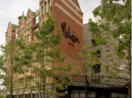 Malmaison Manchester, отель в Манчестере