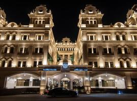 Vittori Palace Hotel and Residences, hotel perto de Centro Internacional de Convenções e Exposições de Riade, Riyadh