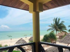 White Sands, hotel in Paje