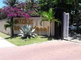 Buzios internacional centro, hotel with pools in Búzios