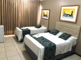 Max Hotel, hôtel  près de: Aéroport international de Brasília/Presidente Juscelino Kubitschek - BSB