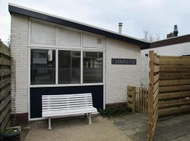 Strandhuussie Texel, self catering accommodation in De Koog