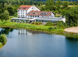 Hotel Darstein, hotel v destinaci Mannheim