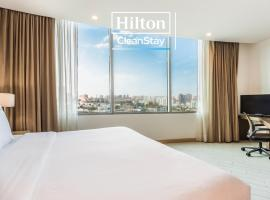 Hilton Garden Inn Barranquilla, отель в городе Барранкилья