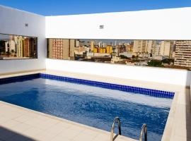Plaza Inn Augustus, hotel em Goiânia