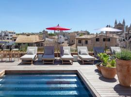 Can Bordoy Grand House & Garden, pet-friendly hotel in Palma de Mallorca