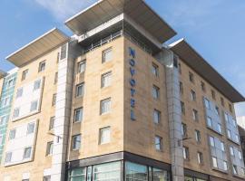 Novotel Glasgow Centre, отель в Глазго