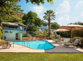 The Cliffside, отель в Йоханнесбурге