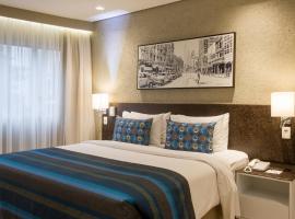 Viesnīca Hotel Transamerica Berrini Sanpaulu