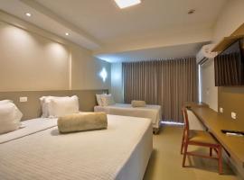 Novares Hotel, hotel em Goiânia