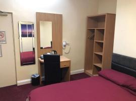DON HOTEL, hotel in Sheffield