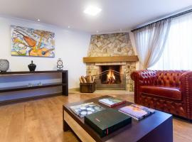 Pousada Moderna, hotel em Campos do Jordão