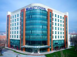 Margi Hotel, hotel in Edirne