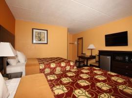 Budgetel Inn Glens Falls-Lake George, hotel near Hudson Falls Historic District, Glens Falls