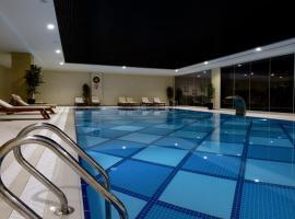 Margi Hotel, отель в Эдирне
