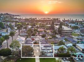 2 Brand New Houses, Walk to LJ Shores Beach, AC, villa in San Diego