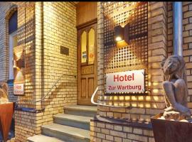 Hotel Zur Wartburg, boutique hotel in Rheda-Wiedenbrück