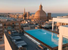 The Embassy Valletta Hotel, hotel in Valletta