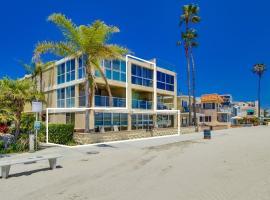 Exclusive Ground Fl Patio, 3 Levels of WaterFront, AC, villa in San Diego