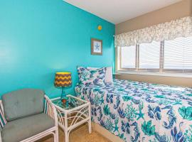Ocean Front Studio with Amazing Views Palace Resort 1801 Sleeps 5 guests, apartment in Myrtle Beach