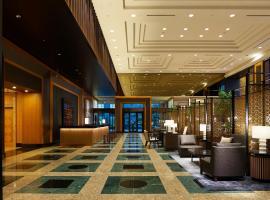 Hotel The Celestine Tokyo Shiba, отель в Токио