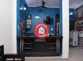 SPOT ON 40034 Delhi Inn, hotel near Nizamuddin Dargah, New Delhi