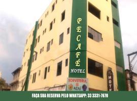 Pecafe Hotel, hotel in Manhuaçu