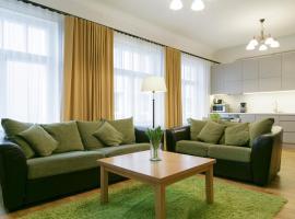 Saaresalu City Center Apartment, apartment in Pärnu