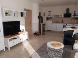 NEU! Kajüte am Badestrand - ABC57, apartment in Zierow