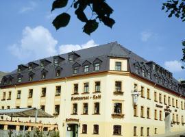 Hotel Weißes Roß, Hotel in der Nähe von: Schloss Wildeck, Marienberg