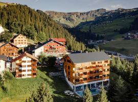 Adler Damüls Gasthof Hotel, hotel in Damuls