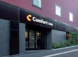 Comfort Inn Tokyo Roppongi, hotel in Tokyo