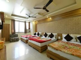 Hotel Moon Star, hotel in Ajmer