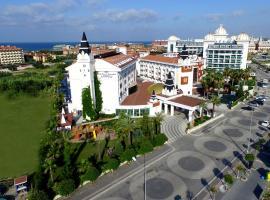 Side Royal Paradise - All Inclusive, отель в Сиде