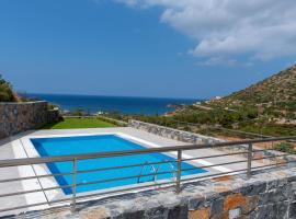 Aquamarine Villas, hotel with pools in Balíon