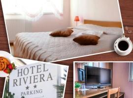 Hotel Riviera Sanremo, отель в городе Сан-Ремо