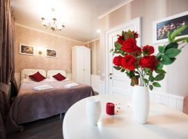 Travelto Repina, hotel in Saint Petersburg
